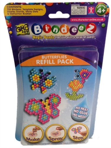 Bindeez Refill Packs - 750 Beads - FASHION PUPPIES
